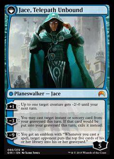 Jace, Vryn's Prodigy | Magic Origins Visual Spoiler
