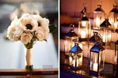 silver candelit lanterns | matthew robbins design