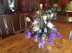 Floral design by Debbie