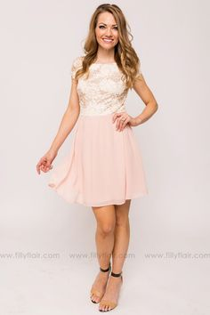 """This sequin top dress with short sleeves and flowy bottom is the perfect dress for outdoors during the day and into the evening. Pair this dress with some classy heels and a elegant clutch and you are ready for a night of fun. Bust in Small 32"""" Medium 34"""" Large 36"""" Xlarge 38""""Waist in Small 34"""" Medium 36"""" Large 38"""" Xlarge 40""""Length in Small 34"""" Medium 34.5"""" Large 35"""" Xlarge 35.5""""100% PolyesterDry Clean OnlyModel is 5'8"""" and size 2 in a SmallSmall 2/4, Medium 6/8, Large 10/12 FIT: This garment…"""