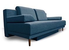 Movie Sleeper Sofa  Marine -- To view further for this item, visit the image link.