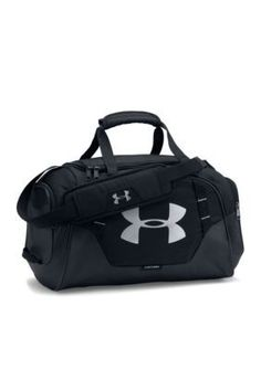 Under Armour Undeniable Duffel 3.0 Xs - Black/Silver - One Size