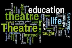 Students speak up on behalf of theatre education | Educational Theatre Association