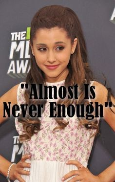 Ariana grande, Pictures of and Positivity on Pinterest