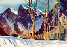 eliot o'hara paintings - Google Search