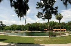 De Leon Springs - DONE! May 31st
