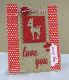 Love You My Deer By: Kendra Wietstock