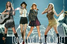 Taylor Swift evolution edit by Professional Fangirl