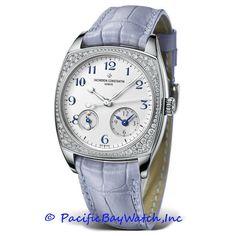 Vacheron Constantin Harmony Dual Time GMT 7805S/000G-B052