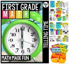 GOOD NEWS The Money Unit has been added to the First Grade Math Made Fun Bundle If you own this bundle then head on over and redownload Direct link in profilest Grade httpswwwteacherspayteacherscomProductFirstGradeMathMathMadeFunAGROWINGBundle