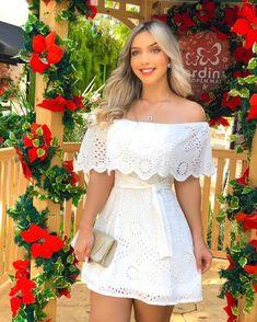 Simple Dresses, Pretty Dresses, Beautiful Dresses, Casual Dresses, Short Dresses, Fashion Dresses, Summer Dresses, Casual Outfits, White Mini Dress