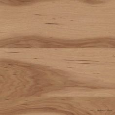 Hickory Detail