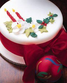 Recipe for traditional British Christmas Cake