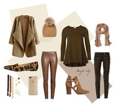 eszpresszó 2 by bagaela on Polyvore featuring polyvore, fashion, style, Joseph, Balmain, H London, Banana Republic, Speck, Kitsch and clothing