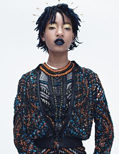 Willow Smith Is Next, Next, Next! #Wmagazine #willowsmith #chanel