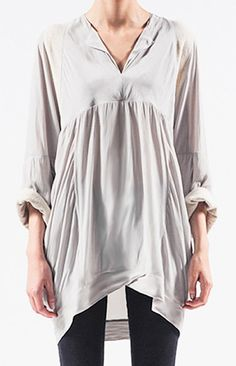 Parachute Blouse by VPL NYC