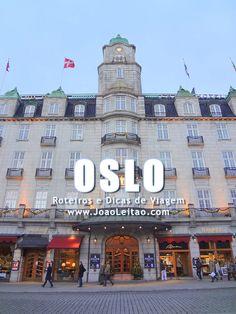 Visitar Oslo, Guia de Viagem - Dicas, Roteiros, Mapas, Fotos Oslo, Bergen, Places Around The World, Around The Worlds, Alaska, Europe, Adventure Travel, Norway, Travel Tips