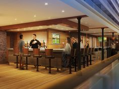 Maltings Beer & Whiskey Bar on The Waterfront