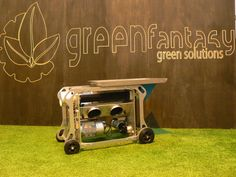 Nueva radica Green Cutter 4.0