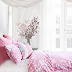 Buy your Bloom Duvet Cover in Petal Pink by Oilo here. Create a modern bedroom with the Bloom Duvet Cover in Petal Pink. 6 interior ties to secure comforter. Girls Duvet Covers, Linen Bedroom, Childrens Beds, Big Girl Rooms, Kids Rooms, Modern Bedroom, Girls Bedroom, Bedrooms, Queen