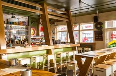 Scout Regalia New Belgium Ranger Station Snowmass   Remodelista  I know this is a bar in Aspen, but this is very cool!