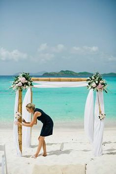 Elisha Orin Photography #islandblissweddings #beachwedding #stthomas #virginislands
