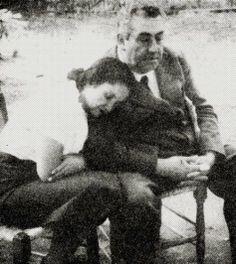 Pablo de Rokha y Violeta Parra. Tremendas mentes y corazones reunidos. De lo mejor de nuestras letras y música chilena.