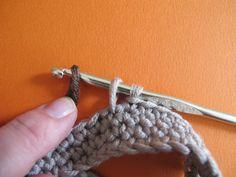Le jacquard au crochet- technique (français)