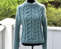 Norwegian handmade knitware and knitting patterns by ByNordiKnit