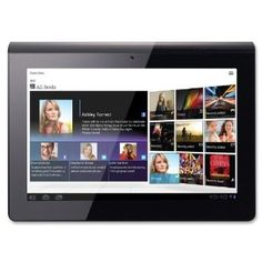 Sony S Wi-Fi Tablet    Check it out!   http://davesereadersandtablets.com/index.php?page=391635