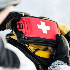 First Aid - Avalanche Safety First Aid, Under Armour, Safety, Backpacks, Winter, Bags, Design, First Aid Only, Security Guard