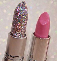 Glitter lipstick!!!