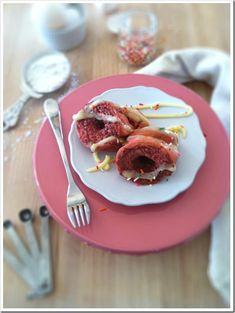Pink Velvet Cake & Co on Pinterest   Pink velvet cakes, Pink velvet ...
