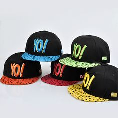 Yo Animal Print Bill Snapback Hat http://www.sneakoutfitters.com/Accessories/Yo-Animal-Print-Bill-Snapback-Hat-p4655.html