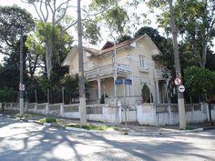 Casas do Belém - Rua Cons.Cotegipe com Eng.Reinaldo Cajado