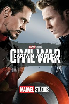 Marvel's Captain America: Civil War finds Steve Rogers leading the newly formed team of Avengers in their continued efforts to safeguard humanity. Anthony Russo, Joe Russo, Captain America Civil War, Steve Rogers, Hollywood Action Movies, Civil War Movies, Video On Demand, Downey Junior, Trailer