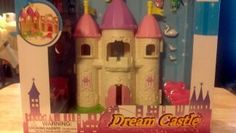 Mommy Market - mini castle toy -  Does your little one love to play pretend? This toy castle from Florida may be just what they need for their imaginative games!