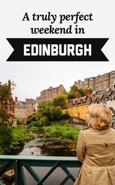 I think that all of this provides a feeling that Edinburgh is quite possibly the 'most Scottish' place for a weekend away in the northern UK. Here's my suggested itinerary for a truly perfect weekend in Edinburgh! | A Globe Well Travelled