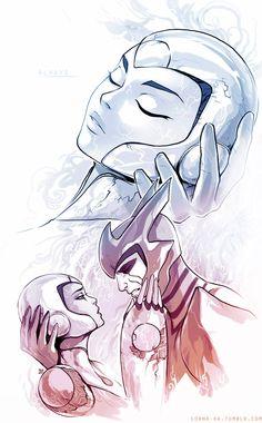 Loss by lorna-ka.devianta… on Green Lantern – GLTAS – Green Lanter… - Techno World Frank Miller Comics, Green Lantern Comics, Comic Art, Comic Books, White Lanterns, Animation Series, Cartoon Art, Illustrations Posters, Fan Art