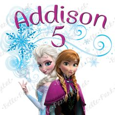 22 best iron on transfers images on pinterest iron on transfer frozen inspired iron on transfer do it yourself print at home anna elsa solutioingenieria Choice Image