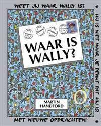 Zoek naar Wally, Woef, Wendy, Tovenaar Witbaard en G. Spuis in de stad, op het…