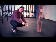 Kipping Handstand Push Up Progression Pt.2 | Video
