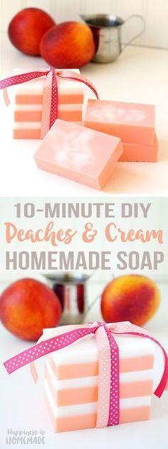 making bastille soap