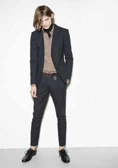#Sisley #Sisleyfashion #AW15 #man #collection #fashion