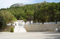 Wyspa Rodos : Kościół Proroka Amosa Faliraki