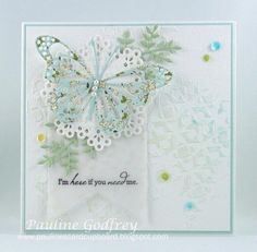 I'm here if you need me by lotsofstamps - Cards and Paper Crafts at Splitcoaststampers