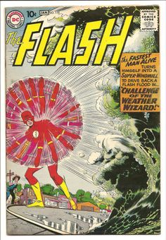The Flash #110.  The first appearance of Wally West.  He becomes Kid Flash at first, and later will later take over as The Flash.