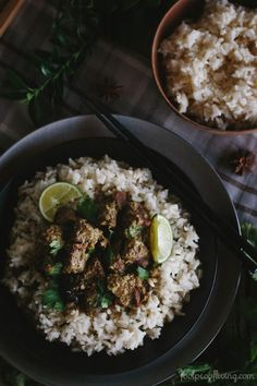 Slow Cooker Thai Beef Curry I Foolproof Living