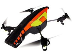 Parrot AR.Drone 2.0 with Outdoor Hull (Orange/ Yellow) - http://www.carcamerareviews.co.uk/drones/parrot-ar-drone-2-0-with-outdoor-hull-orange-yellow/