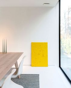 Modern Cube-Shaped House in Belgium - InteriorZine